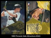 1995 Pinnacle Gate Attractions #GA3