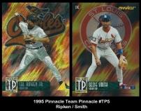 1995 Pinnacle Team Pinnacle #TP5