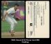1995 Classic $10 Phone Card #5E Fielding