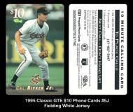 1995-Classic-GTE-10-Phone-Cards-5J
