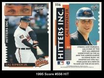 1995 Score #556 HIT