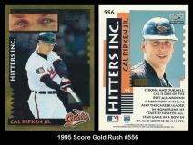 1995 Score Gold Rush #556