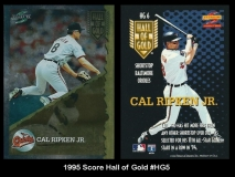 1995 Score Hall of Gold #HG5