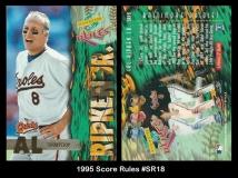 1995 Score Rules #SR18