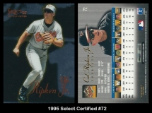 1995 Select Certified #72