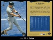 1995 SP #1 Salute