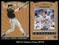 1995 SP Platinum Power #PP16
