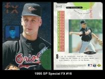 1995 SP Special FX #16