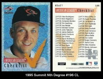 1995 Summit Nth Degree #196 CL