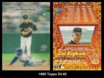 1995 Topps D3 #2