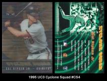 1995 UC3 Cyclone Squad #CS4