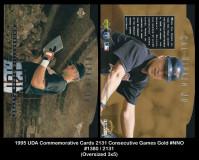 1995-UDA-Commemorative-Cards-2131-Consecutive-Games-Gold-NNO