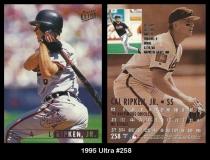 1995 Ultra #258