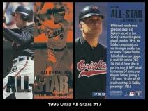 1995 Ultra All-Stars #17