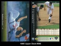 1995 Upper Deck #365