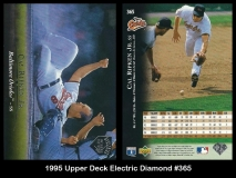 1995 Upper Deck Electric Diamond #365