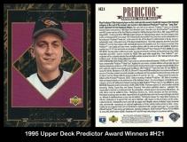 1995 Upper Deck Predictor Award Winners #H21