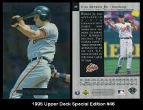 1995 Upper Deck Special Edition #46