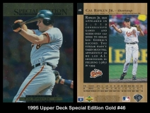 1995 Upper Deck Special Edition Gold #46