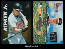 1995 Zenith #12