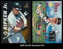 1995 Zenith Samples #12