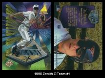 1995 Zenith Z-Team #1