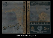 1996 Authentic Images #1