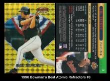 1996 Bowmans Best Atomic Refractors #3