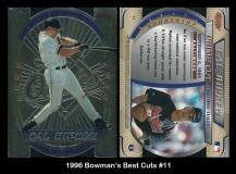 1996 Bowmans Best Cuts #11