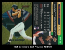 1996 Bowmans Best Previews #BBP28