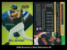 1996 Bowman's Best Refractors #3