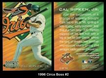 1996 Circa Boss #2