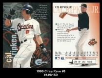 1996 Circa Rave #8