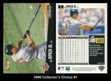 1996 Collectors Choice #1