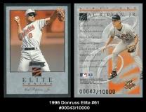 1996 Donruss Elite #61