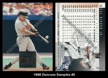 1996 Donruss Samples #5