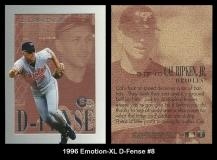 1996 Emotion-XL D-Fense #8