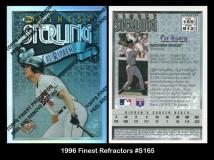 1996 FInest Refractors #S165