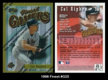 1996 Finest #G25