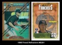 1996 Finest Refractors #B281