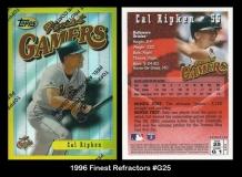 1996 Finest Refractors #G25