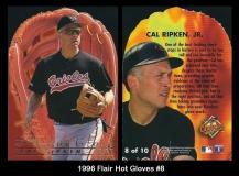 1996 Flair Hot Gloves #8
