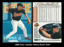 1996 Fleer Update Tiffany #U237 ENC