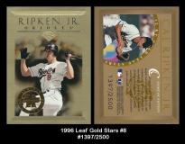 1996 Leaf Gold Stars #8