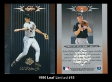 1996 Leaf Limited #15
