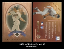 1996 Leaf Picture Perfect #2