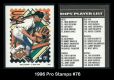 1996 Pro Stamps #76
