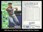 1996 Kenner Starting Lineup Cards #38B Star Fielders