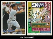 1996 Bazooka #15
