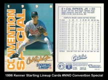 1996 Kenner Starting Lineup Cards #38C Convention Special